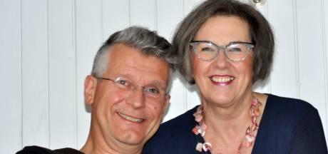 Niet zoenen met manlief na bezoek aan Nederland
