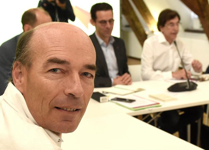 Olivier de Wasseige, administrateur délégué de l'UWE.