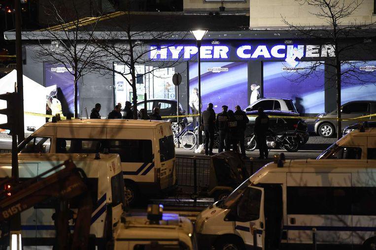 Hyper Cacher Beeld afp