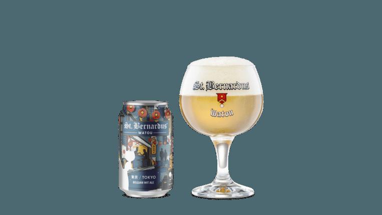 Brouwerij St.Bernardus lanceert nieuw bier in blik: St.Bernardus Tokyo