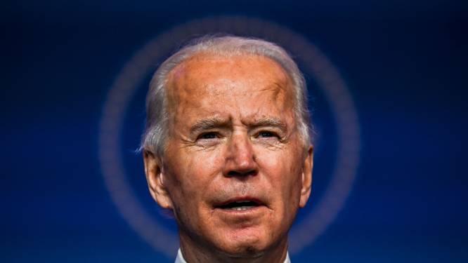 """Joe Biden: """"Dit is geen derde Obama-termijn"""", waarschijnlijk geen ministersposten voor Sanders en Warren"""