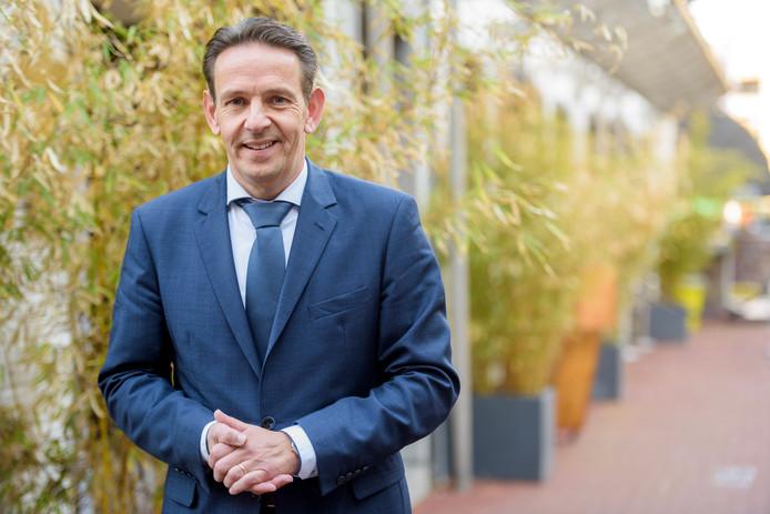 Burgemeester van Cranendonck Roland van Kessel zit in de jury van De ondernemer van het Jaar van Cranendonck.