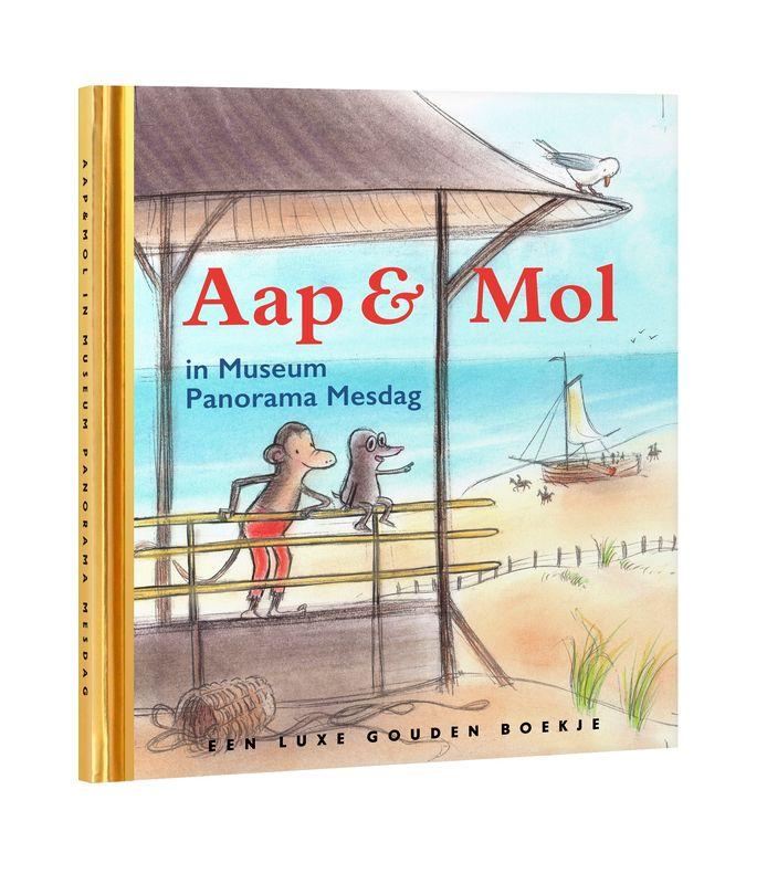 Omslag Aap & Mol