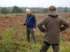 Nieuwe app helpt de boswachter een handje bij het onderhoud van de heide
