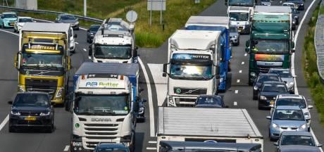 Op deze wegen komt een kilometerheffing voor vrachtwagens