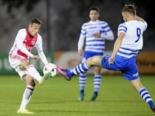 Henk de Jong: We kunnen winnen van Jong Ajax