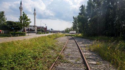 Bouw fietsbrug Koolmijnlaan ligt stil door faillissement aannemer