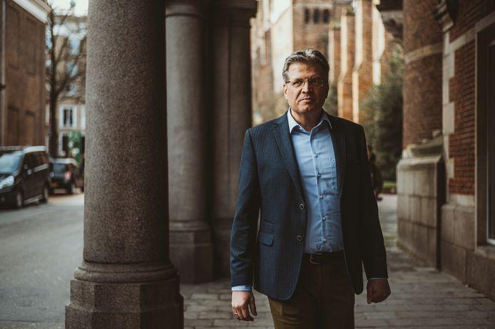 Arno Donkersloot, directeur Hooghoudt.