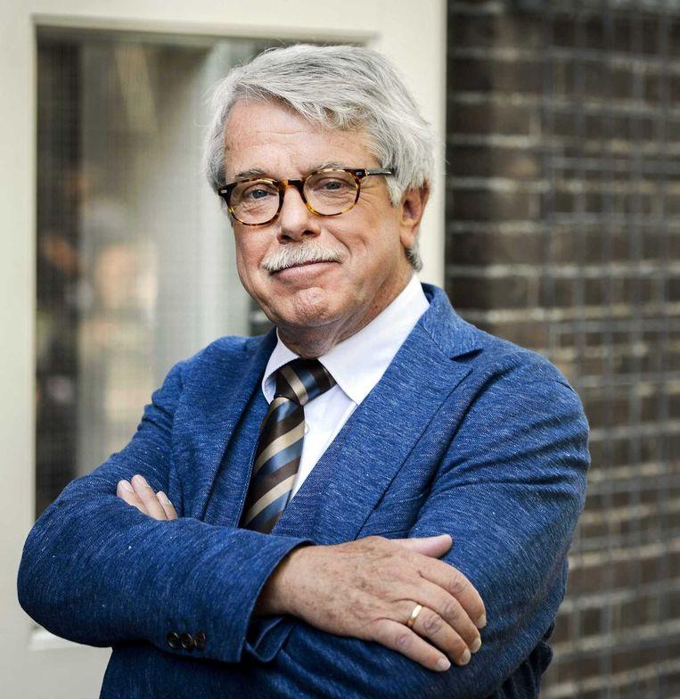 Mr. Frank Visser Beeld anp