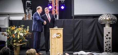 Terugkijken: Koning Willem-Alexander opent nieuwe fabriek in Milsbeek