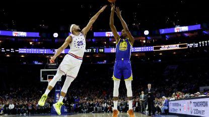 VIDEO. Golden State knoopt weer aan met zege in NBA, Lakers doen slechte zaak