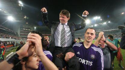 """""""Als Anderlecht roept, dan komt Franky"""""""