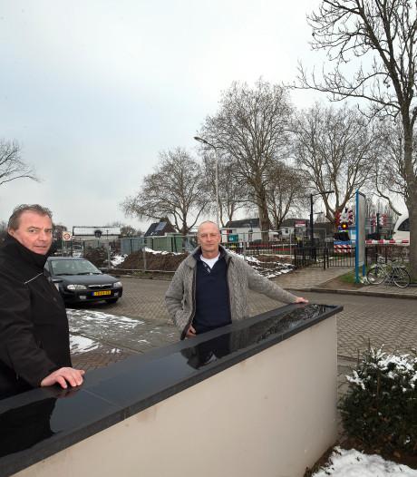 Afsluiting bij De Fluun in Didam voorlopig van de baan