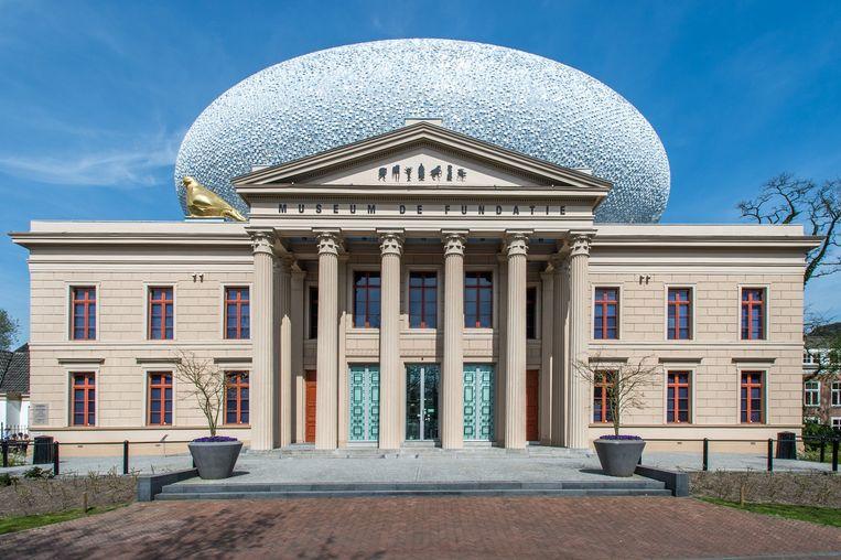 Exterieur van Museum de Fundatie. Beeld anp