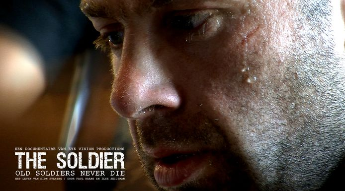 The Soldier, de titel van de documentaire van Dion Staring.