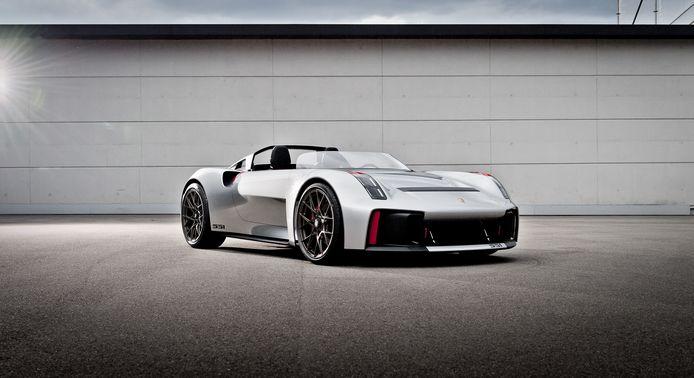 Porsche Vision Spyder.