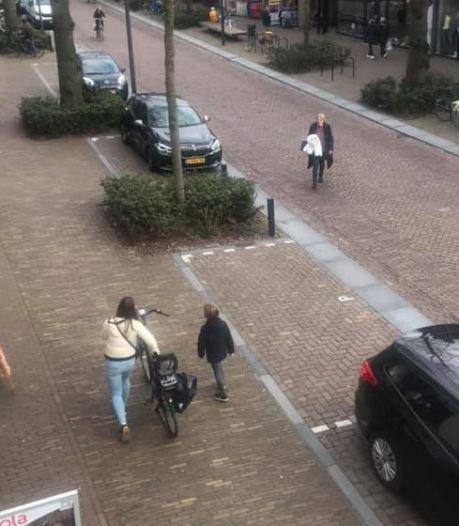 In Madrid snappen ze niet dat mensen nog over de Dorpsstraat in Oisterwijk wandelen