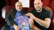 Nieuw stripalbum in reeks Alexander De Grote voorgesteld in Speelkaartenmuseum