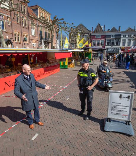 Burgemeester neemt poolshoogte: 'Groot compliment voor Kampen'
