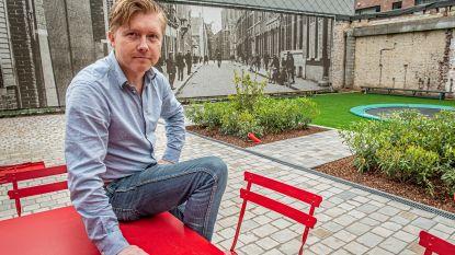 """Niek opent brasserie in voormalig ACW-complex De Gilde: """"Een combinatie van grootmoeders keuken met grootvaders café"""""""