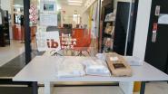 Veurne start afhaalbibliotheek op: meteen 40 pakketten besteld