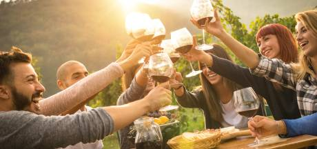 Vrouwen genieten meer van wijn dan mannen