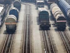 Tonnen boete voor bijna-ramp rangeerterrein Kijfhoek