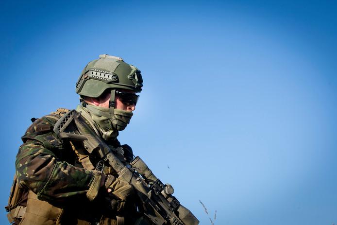 Onlangs bleek dat commando's hun eigen winterkleren moesten aanschaffen voor een oefening in Noorwegen.