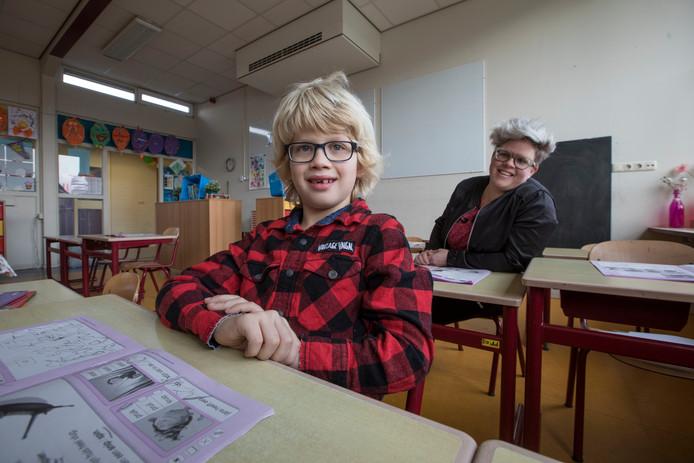 Citaten Juf Ank : Deze brabantse jongen zit bij juf ank in de klas