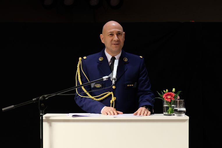 Walter Coenraets gaat aan de slag als korpschef van de lokale politiezone Balen-Dessel-Mol.