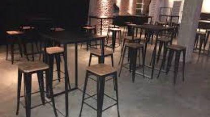 Tafels en stoelen voor verenigingen