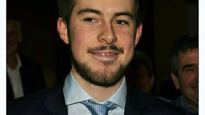 """22-jarige Jonah Penninck is jongste afdelingsvoorzitter bij CD&V: """"Klaar voor de toekomst"""""""