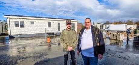 Hier staat het allereerste gasloze woonwagenkamp van Nederland