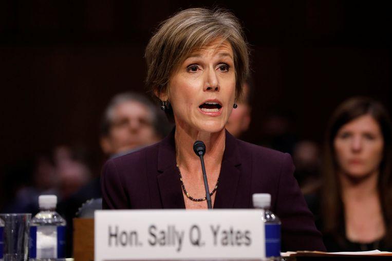 Sally Yates.