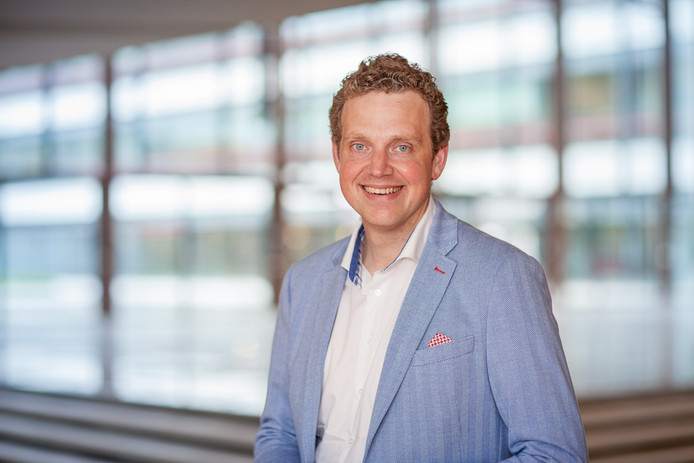Plaagdierexpert Bastiaan Meerburg van Wageningen Universiteit.