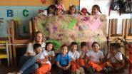 Charlot leert Nicaraguaanse kindjes lezen en schrijven