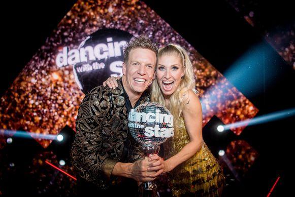 James en Björk winnen 'Dancing With The Stars'