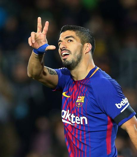 Spaanse arbitrage weer niet alert bij geldig doelpunt FC Barcelona