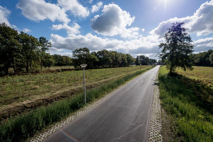 Het Eschmarkerveld bij het Lentepad blijft in beeld als nieuwbouwwijk van de toekomst.