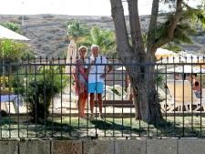 Zo zitten Marijke en Ad in quarantaine op Tenerife