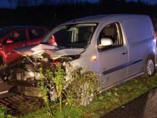 N35 tussen Nijverdal en Haarle afgesloten na ongeluk