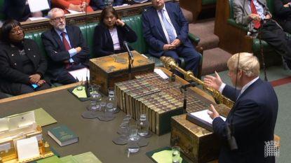Brits parlement moet uitzonderlijk op zaterdag opdraven en dat is van 1982 geleden
