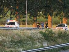Man op krukken van A59 bij Nieuwkuijk gehaald