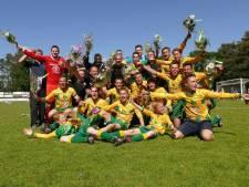 Voetbal Rijen, 90 jaar, viert de vliegende tijd