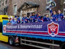 Nijmegen Devils naar Den Haag voor de Ron Bertelingschaal
