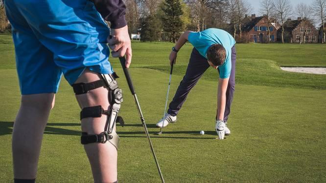 """Antwerp Golf School laat G-sporters gratis proeven van golf: """"Op het golfterrein is iedereen gelijk"""""""