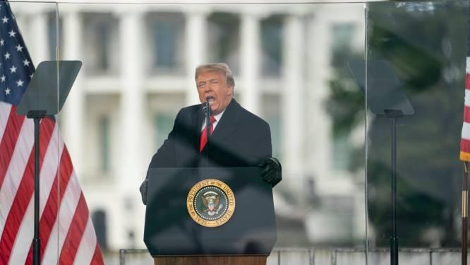 Facebook legt opschorting account Trump voor aan onafhankelijk toezichtspanel