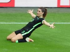 Scorende Bloodworth pakt de dubbel met Wolfsburg na bekerwinst