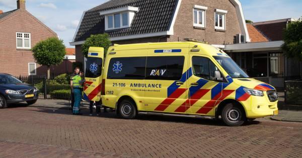 Man gewond bij botsing met wielrenner in Drunen.