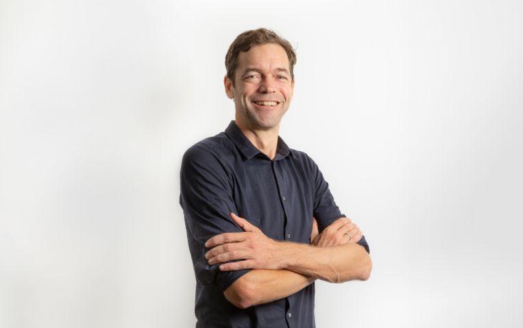 Amerika-correspondent Michael Persson Beeld null